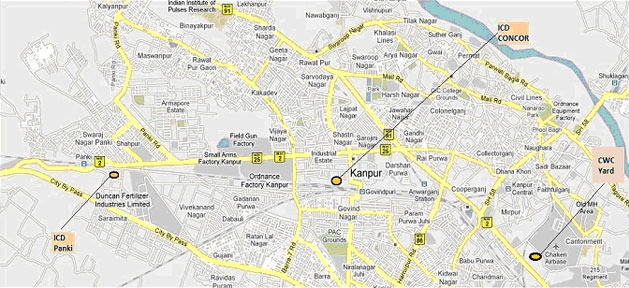 Welcome to Kanpur Logistics Park Pvt Ltd